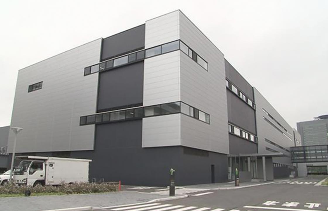 造幣局東京支局さいたま新築工事現場